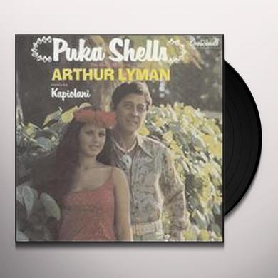 Arthur Lyman PUKA SHELLS Vinyl Record