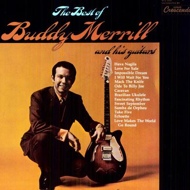 BEST OF BUDDY MERRILL Vinyl Record