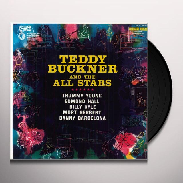 Teddy Buckner & THE ALL STARS Vinyl Record