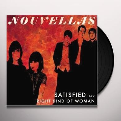 Nouvellas SATISFIED Vinyl Record