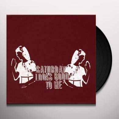 Saturday Looks Good To Me SPRINGTIME JUDGMENT Vinyl Record