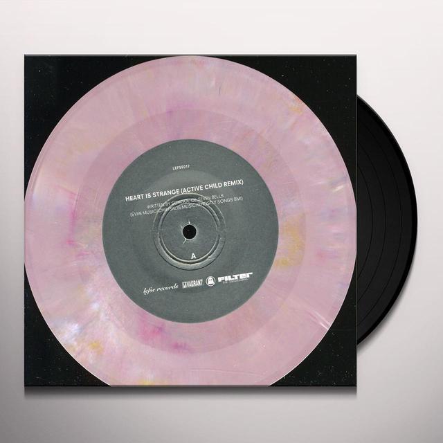Active Child / School Of Seven Bells SPLIT Vinyl Record