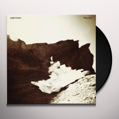 Papercranes LONG WAY Vinyl Record