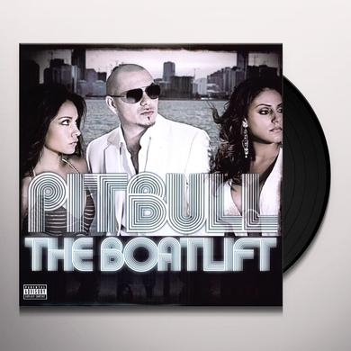 Pitbull BOATLIFT Vinyl Record