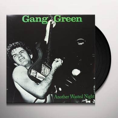 Gang Green ANOTHER WASTED NIGHT Vinyl Record