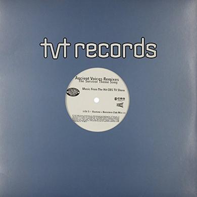 SURVIVOR: ANCIENT VOICES REMIXES Vinyl Record
