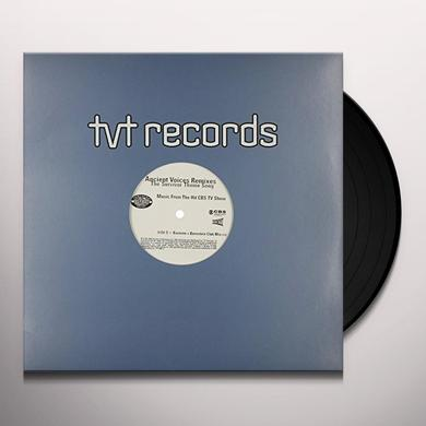 SURVIVOR: ANCIENT VOICES REMIXES Vinyl Record