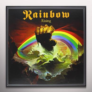 Rainbow RISING Vinyl Record