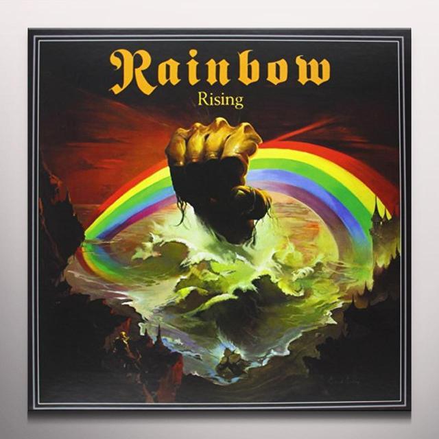 Rainbow RISING Vinyl Record