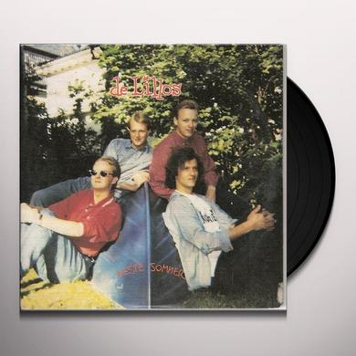 De Lillos NESTE SOMMER Vinyl Record