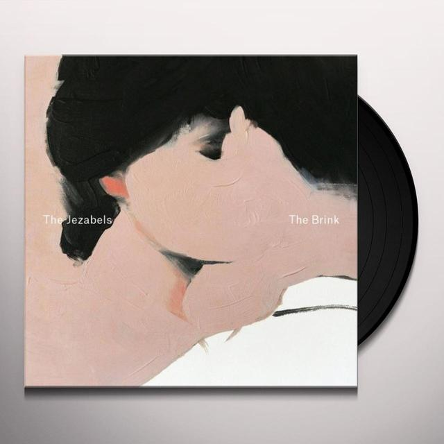 The Jezabels BRINK Vinyl Record