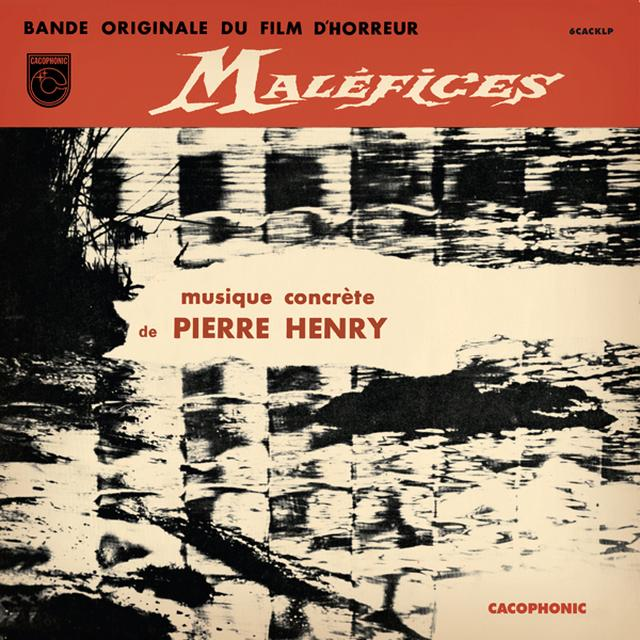 Pierre Henry MALEFICES (UK) (Vinyl)