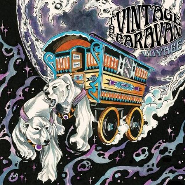 Vintage Caravan VOYAGE Vinyl Record - UK Import