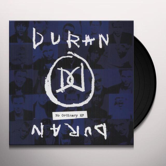 Duran Duran NO ORDINARY EP Vinyl Record - UK Import