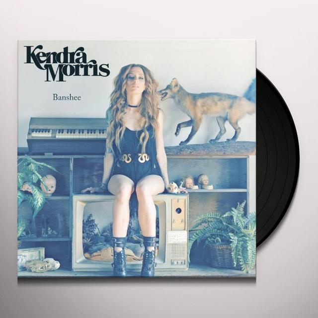 Kendra Morris BANSHEE Vinyl Record - UK Import