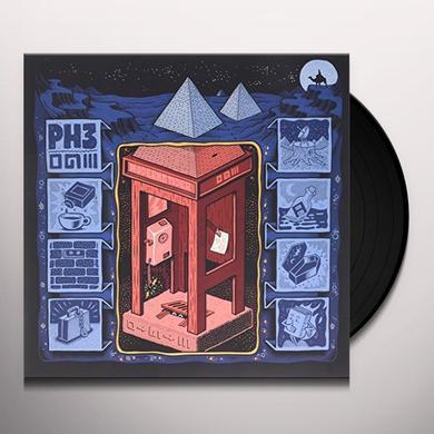 Ph3 MODERNA TIDER Vinyl Record