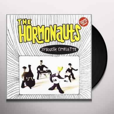 Hormonauts SPANISH OMELETTE Vinyl Record