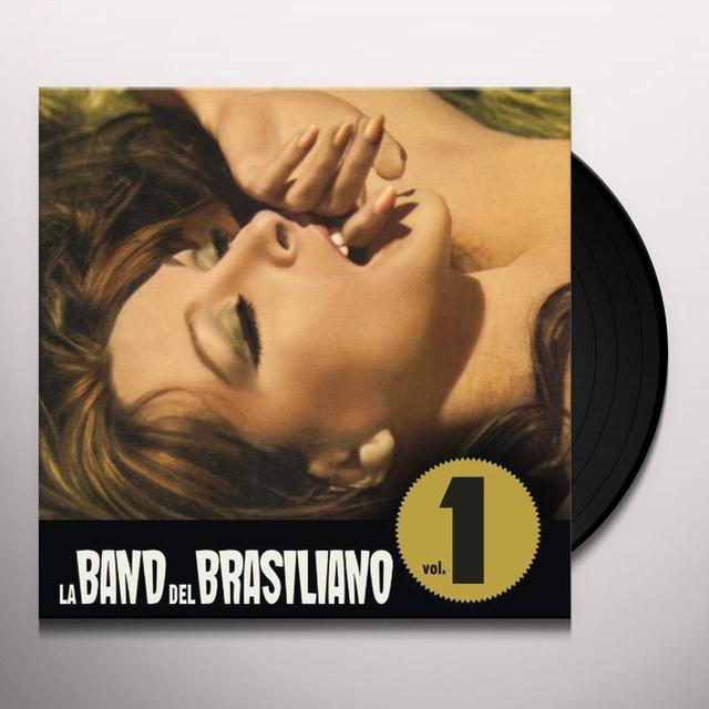 La Band Del Brasiliano VOLUME 1 Vinyl Record
