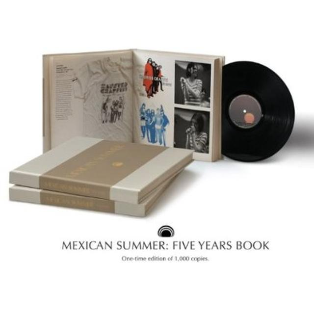 Mexican Summer: Five Years / Various (Uk) MEXICAN SUMMER: FIVE YEARS / VARIOUS Vinyl Record