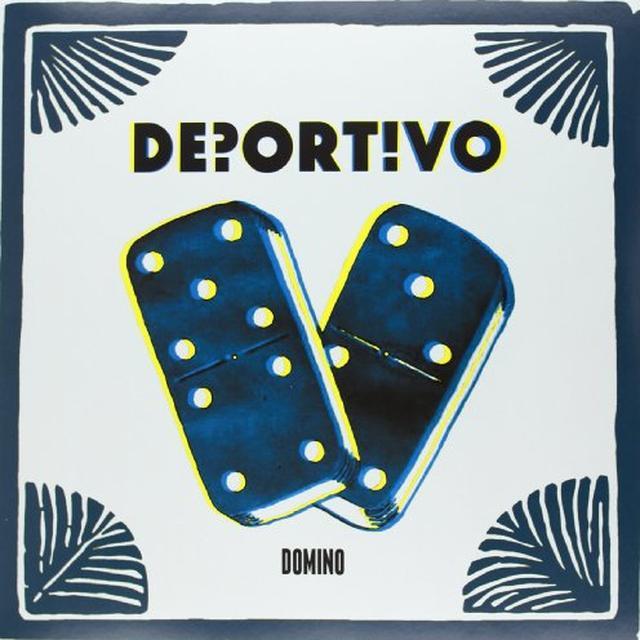 Deportivo DOMINO (FRA) Vinyl Record