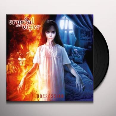 Crystal Viper POSSESSION (GER) Vinyl Record