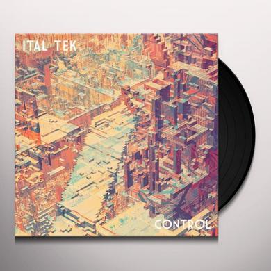 Ital Tek CONTROL (GER) Vinyl Record