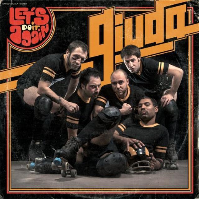 Giuda LET'S DO IT AGAIN Vinyl Record