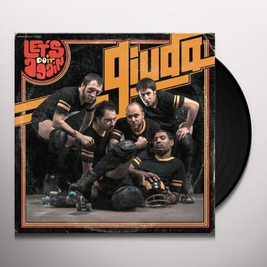 Giuda LET'S DO IT AGAIN (GER) Vinyl Record