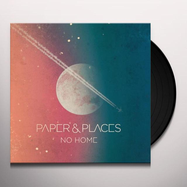 Paper & Places NO HOME (GER) Vinyl Record