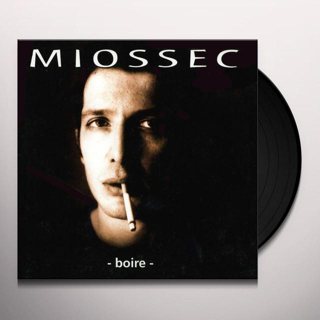 Miossec BOIRE Vinyl Record