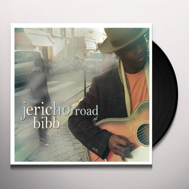 Eric Bibb JERICHO ROAD Vinyl Record