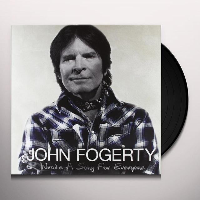 John Fogerty WROTE A SONG FOR EVERYONE (GER) Vinyl Record