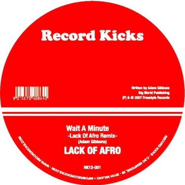 Eddie Roberts GEORGIO'S BROTHER (LACK OF AFRO REMIX) Vinyl Record