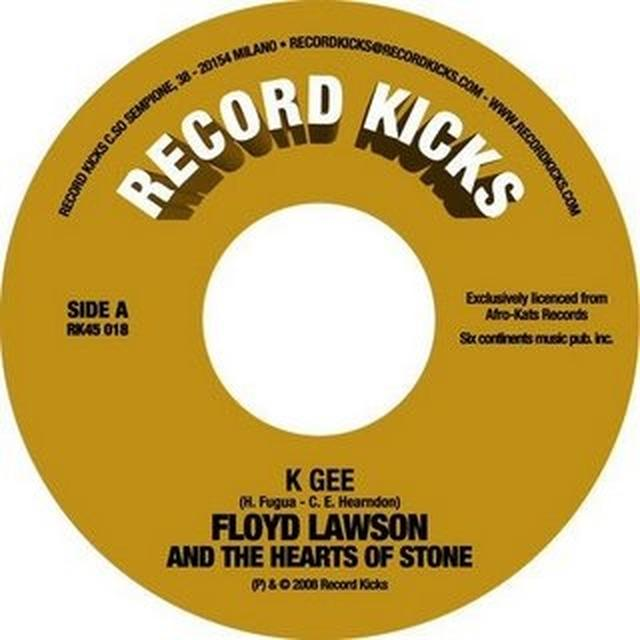 Floyd Lawson & The Hearts Of Stone