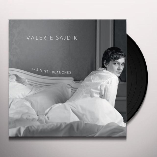 Valerie Sajdik LES NUITS BLANCHES Vinyl Record