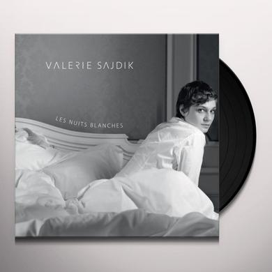 Valerie Sajdik LES NUITS BLANCHES (GER) Vinyl Record