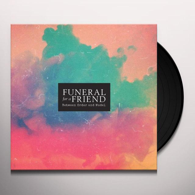 Funeral For A Friend BETWEEN ORDER & MODEL (GER) Vinyl Record