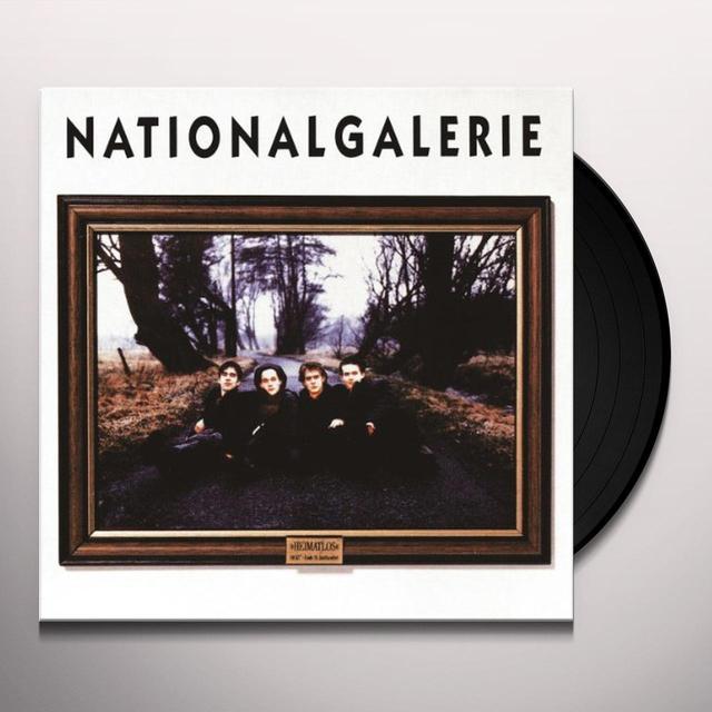 National Galerie HEIMATLOS (GER) Vinyl Record