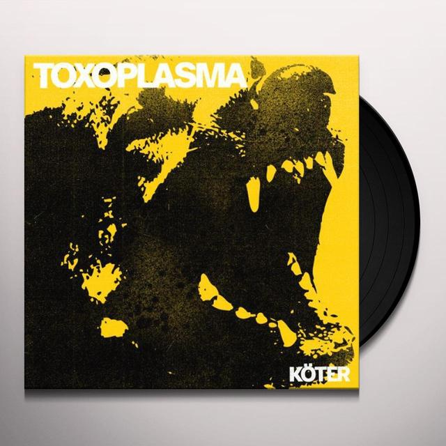 Toxoplasma KOETER / LIMITED EDITION (GER) Vinyl Record