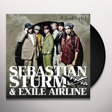 Sebastian Sturm GRAND DAY OUT Vinyl Record