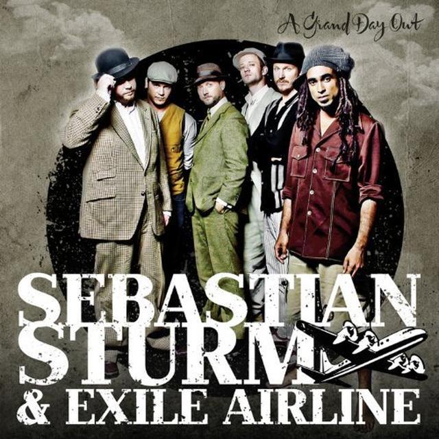 Sebastian Sturm GRAND DAY OUT (FRA) Vinyl Record