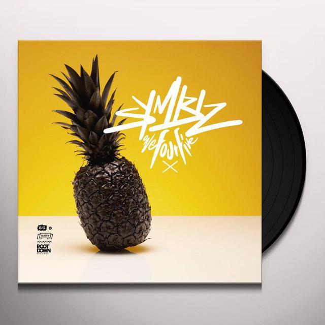 Symbiz ONEFOURFIVE Vinyl Record