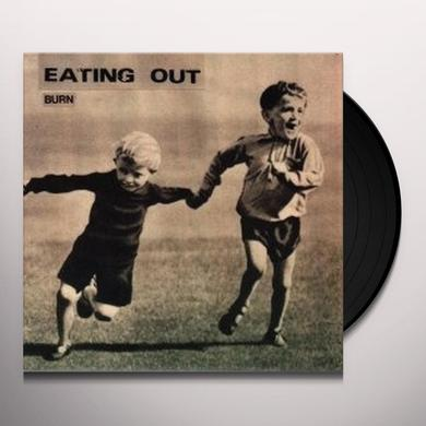 Eating Out BURN Vinyl Record - UK Import