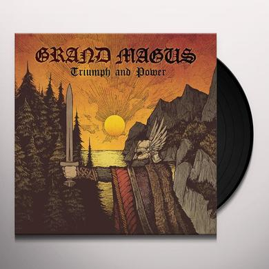 Grand Magus TRIUMPH & POWER Vinyl Record - UK Import
