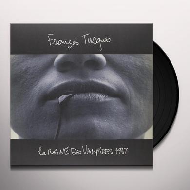 Francois Tusques LA REINE DES VAMPIRES 1967 Vinyl Record - UK Release