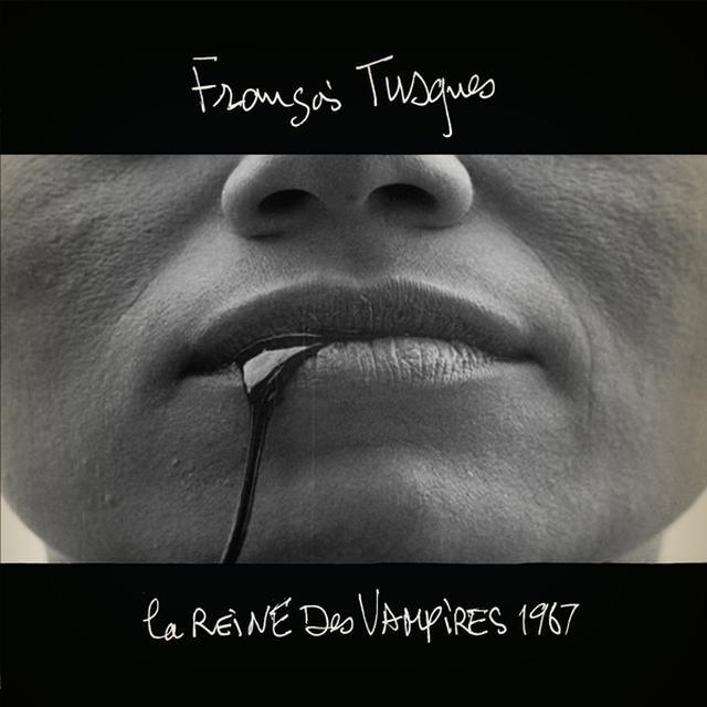 Francois Tusques LA REINE DES VAMPIRES 1967 Vinyl Record - UK Import