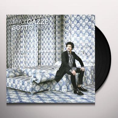 Max Gazze SOTTO CASA-LP Vinyl Record - Italy Import