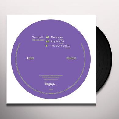 Simon/Off MOLECULES Vinyl Record - UK Import