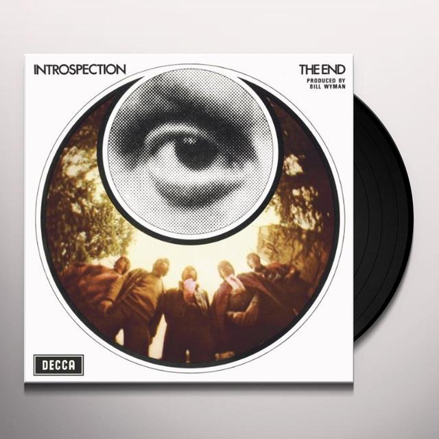 End INTROPSECTIVE Vinyl Record - UK Import