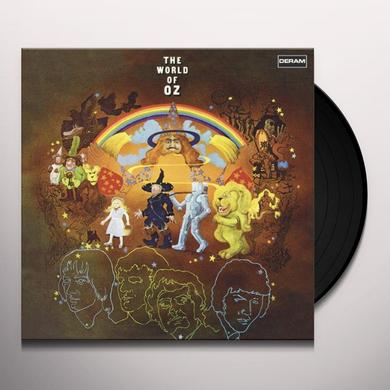 WORLD OF OZ Vinyl Record - UK Release